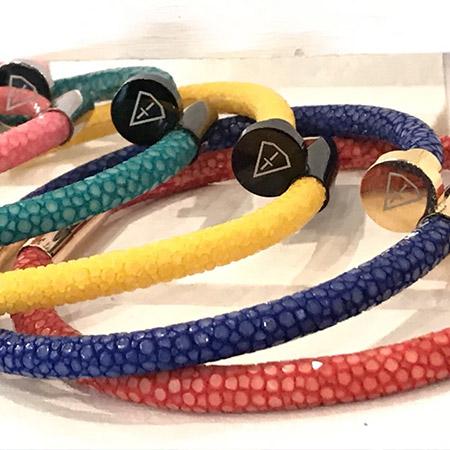 Galuchat Bracelet